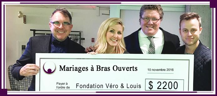Véro & Louis Fondation